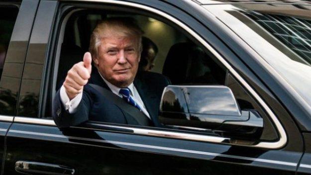 USA : Donald Trump s'inspire du film American Nightmare pour une nuit de destruction de voitures européennes