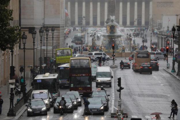Paris : l'agressivité des conducteurs parisiens inscrite au patrimoine de l'UNESCO