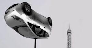 Paris : Anne Hidalgo recycle les Autolib' en lampadaires