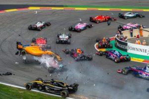 F1 : Hülkenberg victime du syndrome du freinage dépressif à Spa-Francorchamps