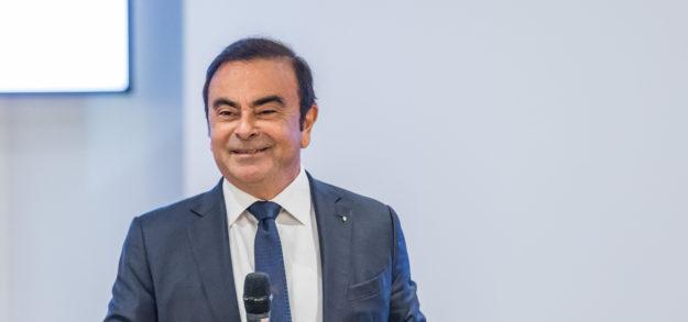 Série TV : Carlos Ghosn au casting de la saison 4 de Versailles